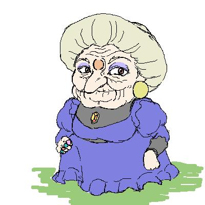 最高のイラスト畫像: 新著かわいい 湯 婆婆 イラスト 簡単
