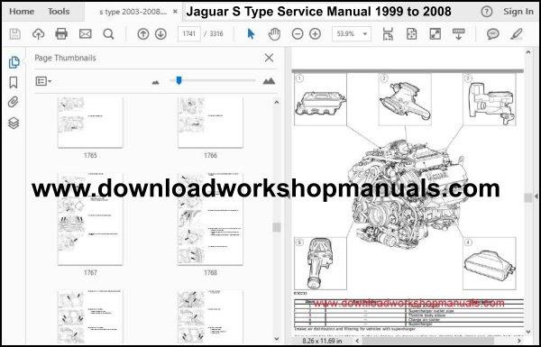 Jaguar S Type Wiring Diagram : Jaguar Trailer Wiring