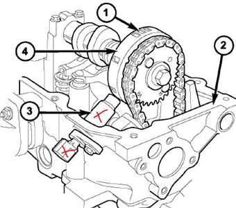 Solved Where Is The Camshaft Position Sensor Location On