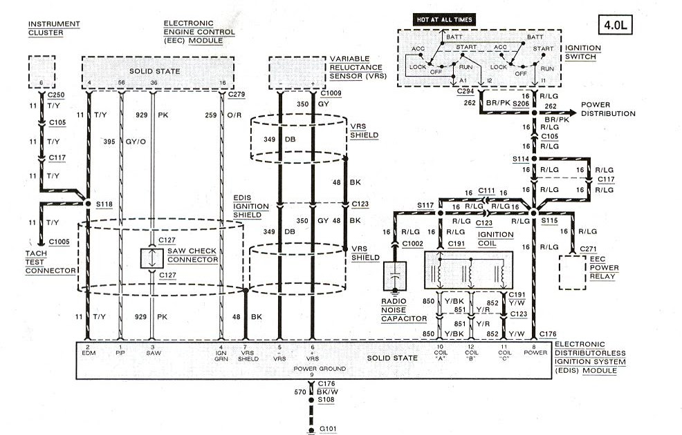 2006 Ford Ranger Wiring Diagram / Ford Ranger Wiring