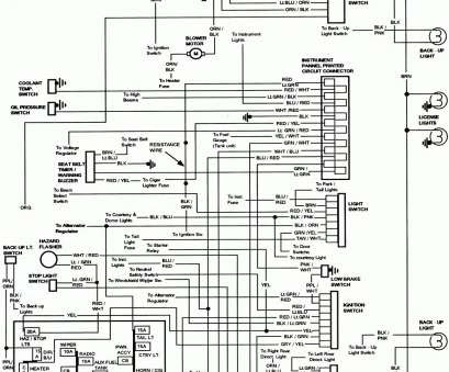 92 Ford Ranger Wiring Diagram