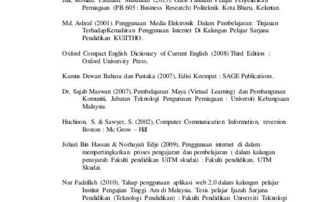 Borang Soal Selidik In English Contoh 317