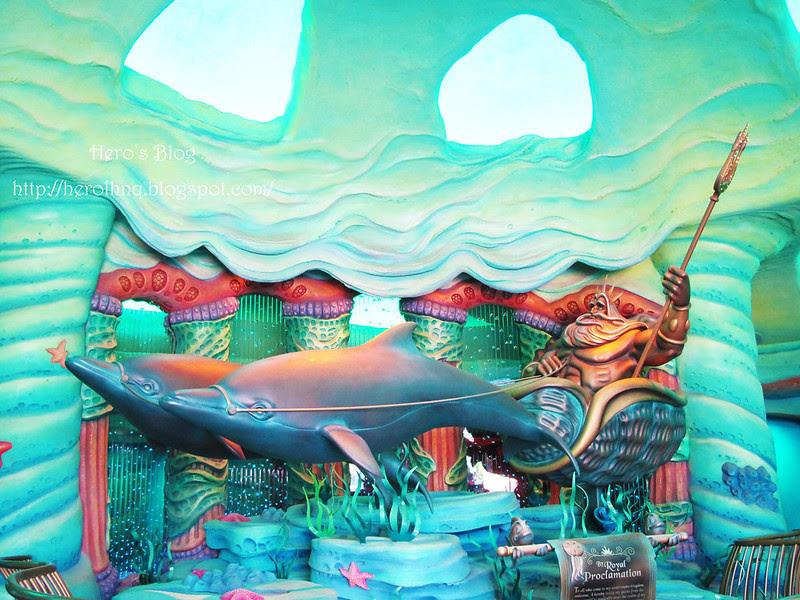 英雄生活旅 Hero's Blog: [東京]東京迪士尼海洋 Tokyo Disney Sea:樂遊海洋