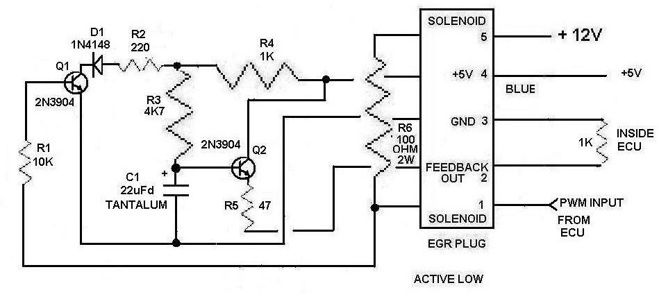 Smart 450 Kabelplan