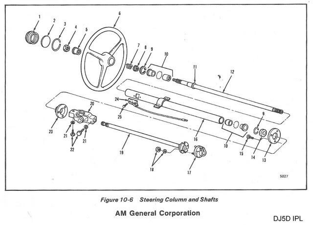 [DIAGRAM] 1978 Jeep Cj7 Steering Column Wiring Diagram