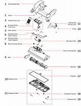 Vacuum Parts: Dyson Vacuum Parts Diagram