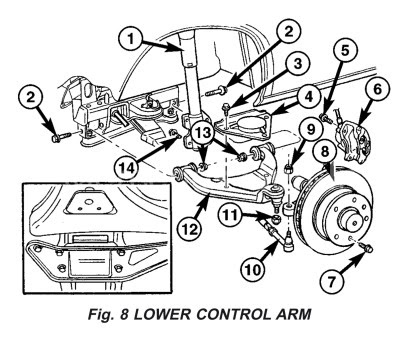 Mercedes C Class W203 Rear Suspension Diagram