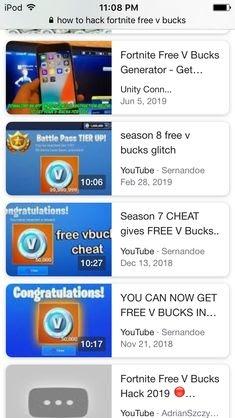 Comment Avoir Des V Bucks Gratuitement : comment, avoir, bucks, gratuitement, Fortnite, Bucks, Season7, Glitch, Season