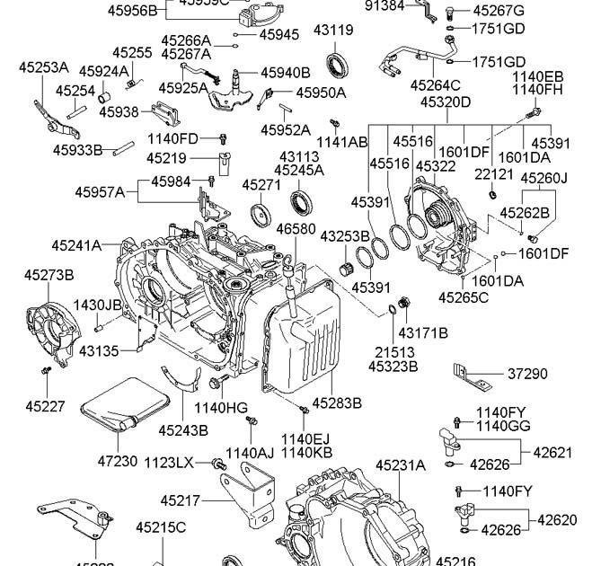 Info Car and Manual: Manual Transmission Fluid 2003