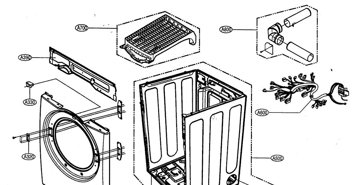Whirlpool Repair Dryer Manuals