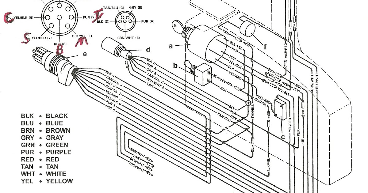 [DIAGRAM] Mercury Outboard Wiring Diagram Kill Switch FULL