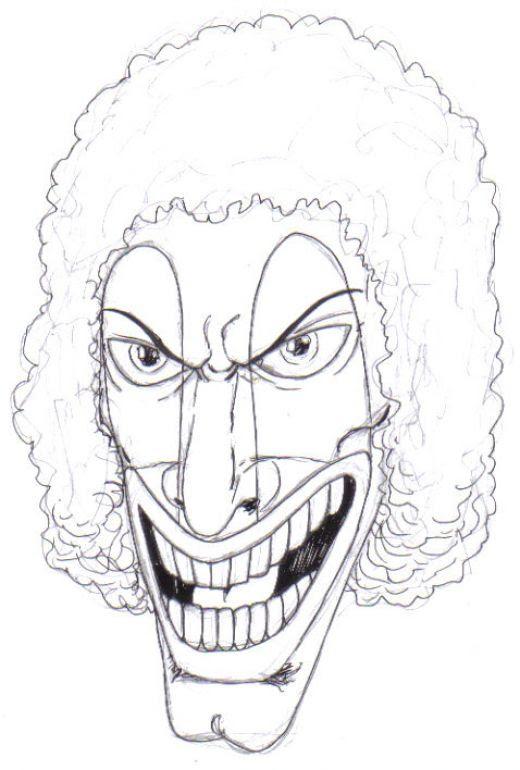 How To Draw A Killer Clown : killer, clown, Killer, Clown, Drawing, Ideas