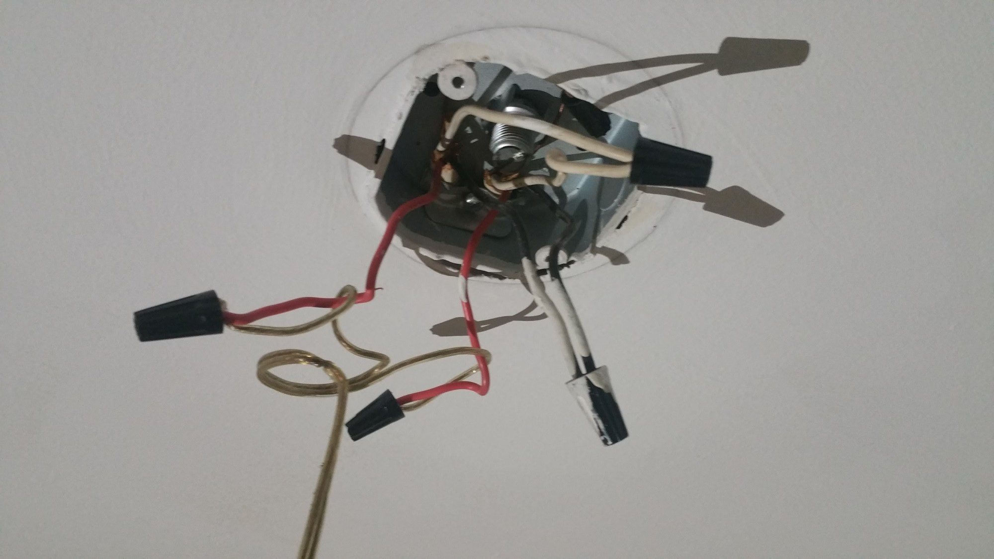 hight resolution of light switch wiring red wire