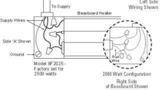39 Dimplex Baseboard Heater Thermostat Wiring Diagram