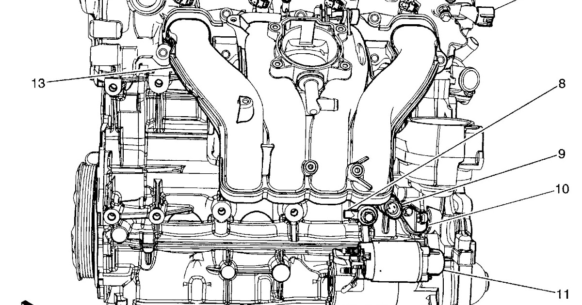 [DIAGRAM] 98 Chevy Malibu V6 Engine Diagram FULL Version