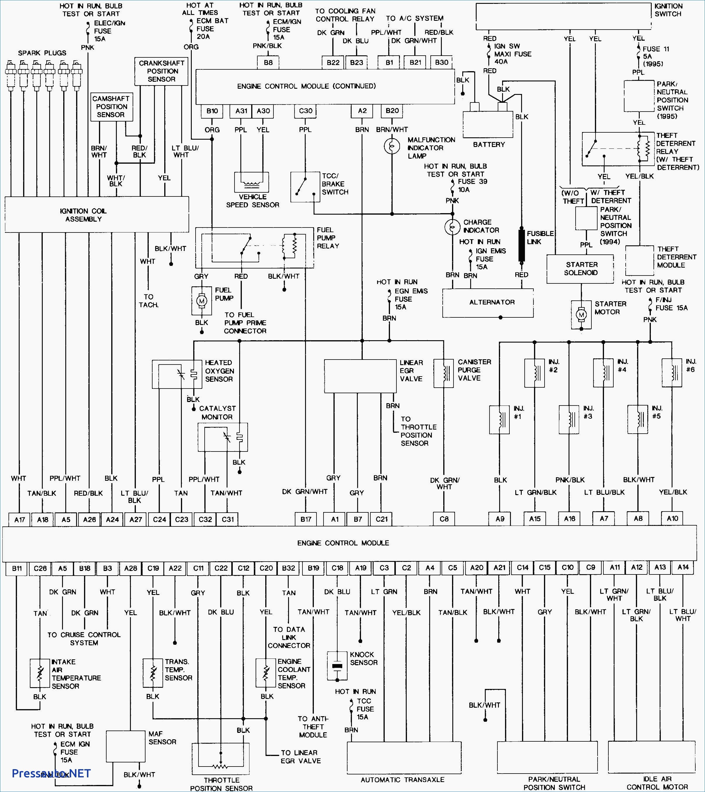 2004 Vw Jetta Wiring Diagram