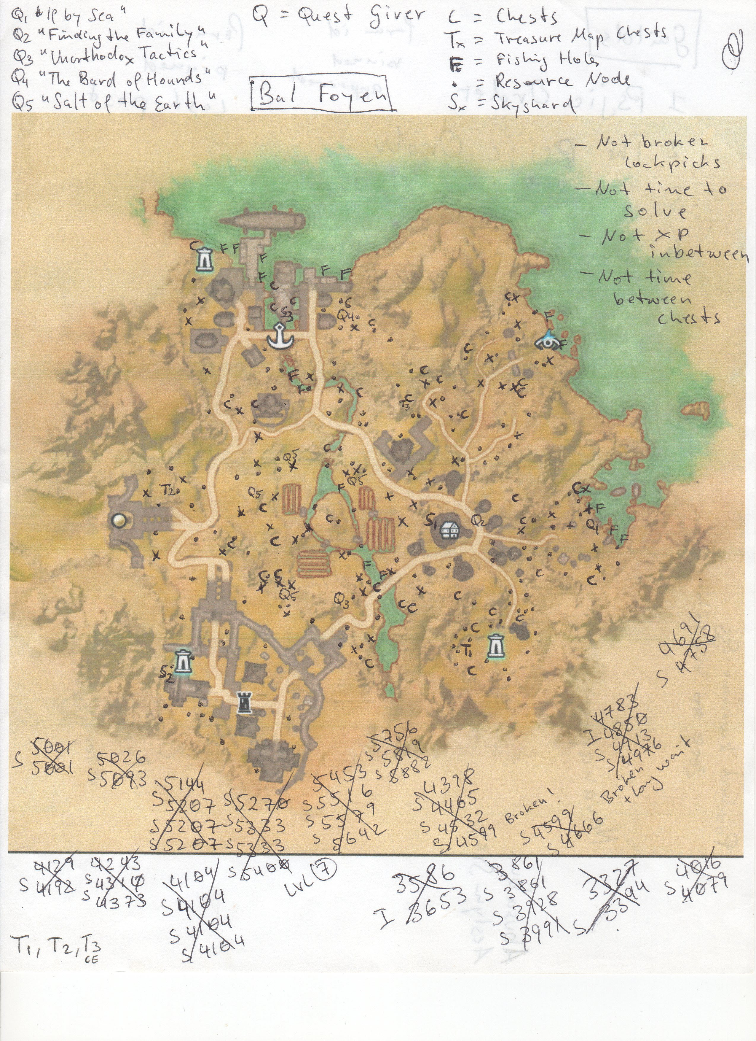 Bal Foyen Treasure Map : foyen, treasure, Foyen, Treasure, Catalog, Online