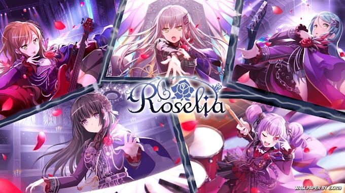 上Roselia 壁紙 - 最高の花の畫像