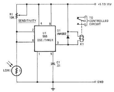 25+ best ideas about Ldr Circuit on Pinterest Simple
