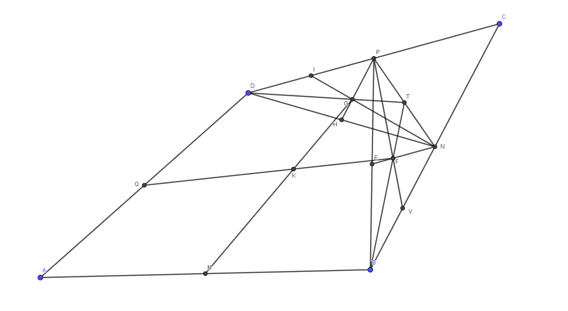 A Quadrilateral (The National Mathematical Olympiad in