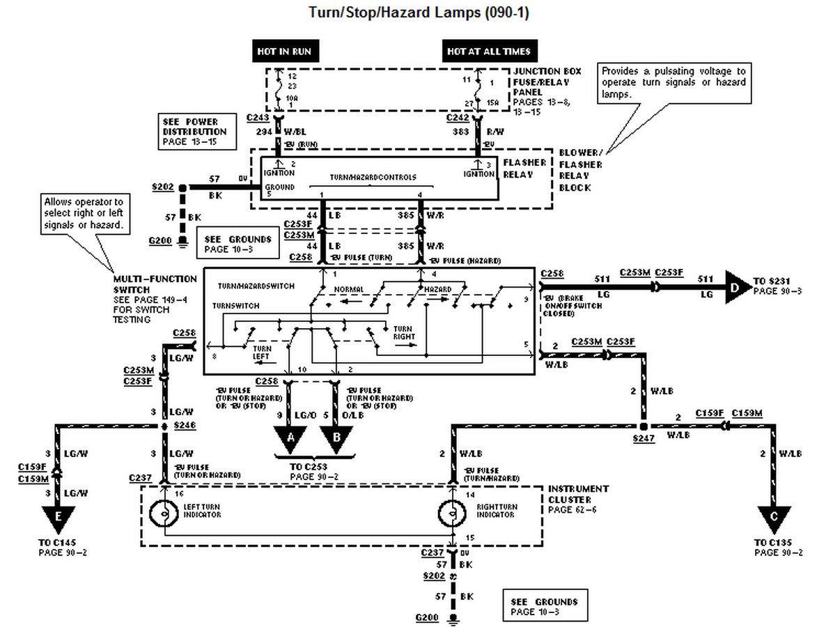 Ford F150 Diagram
