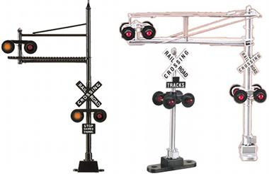 Try O gauge model train structures ~ Bistrain