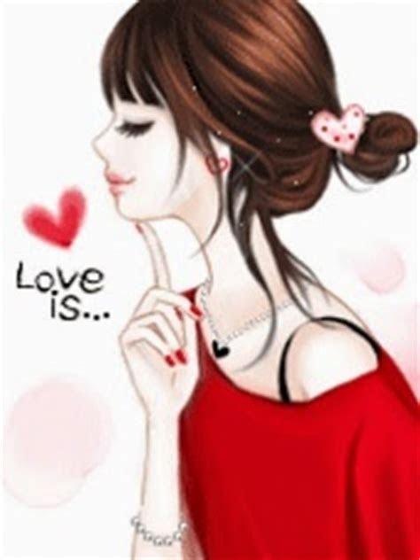 Download Korea Gambar Kartun Lucu Imut Cantik Terupdate