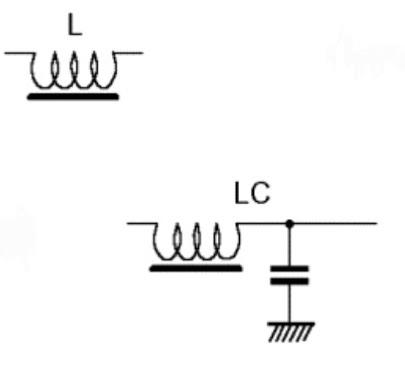 Inductor Symbol Circuit