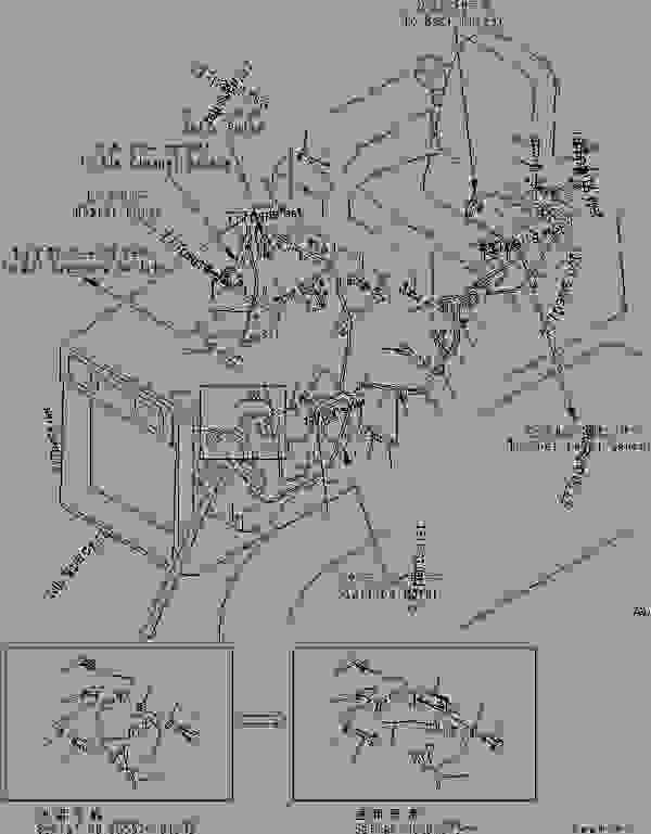 Komatsu Electrical Wiring Diagram ~ Wiring Diagram