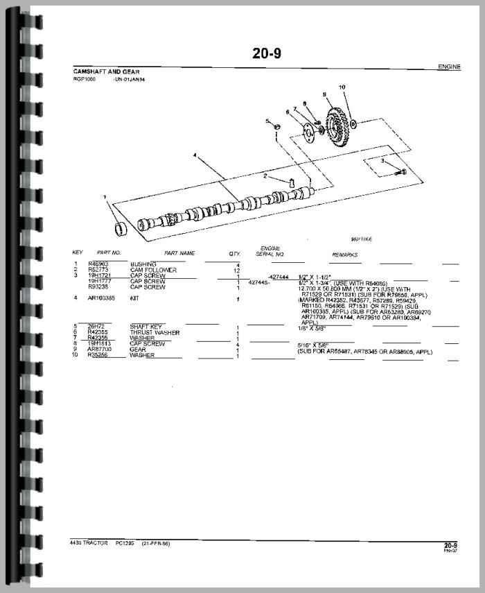 Wiring Diagram: 34 John Deere 4430 Hydraulic Diagram