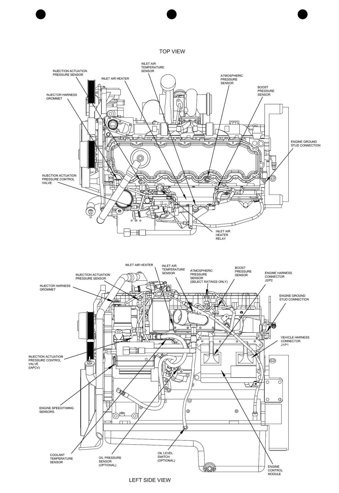 DIAGRAMME de Fan Hub 3126 Caterpillar Engine Diagram