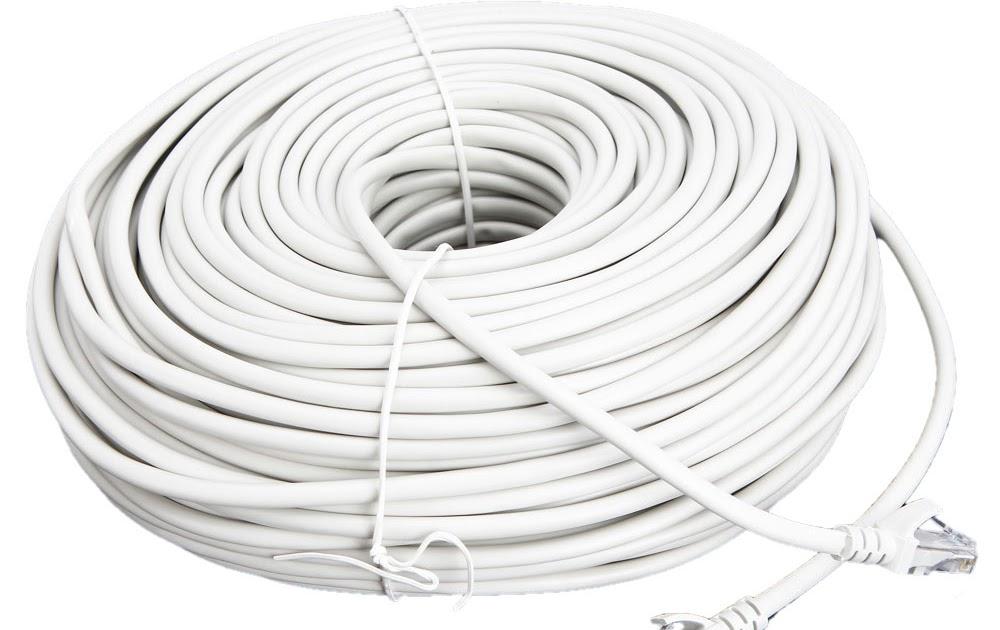 Details about 200 Ft Ethernet Lan Cable CAT5 CAT5e Network