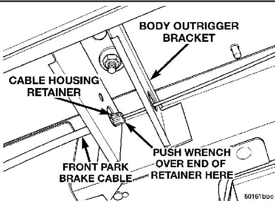 schematics and diagrams: 1996 Dodge Grand Caravan: Parking