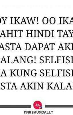 Filipino Love Quotes : filipino, quotes, Selfish, Quotes, Tagalog, Collection