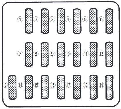 Wrx Fuse Diagram : Fuse Box Diagram Dodge Journey 2011