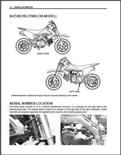 Link Download suzuki dr z70 manual Kindle eBooks PDF