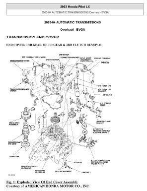 Link Download honda pilot 2003 service manual How To