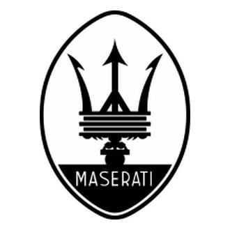 Maserati Badge Trident Symbol Grille2009 Maserati ~ buying