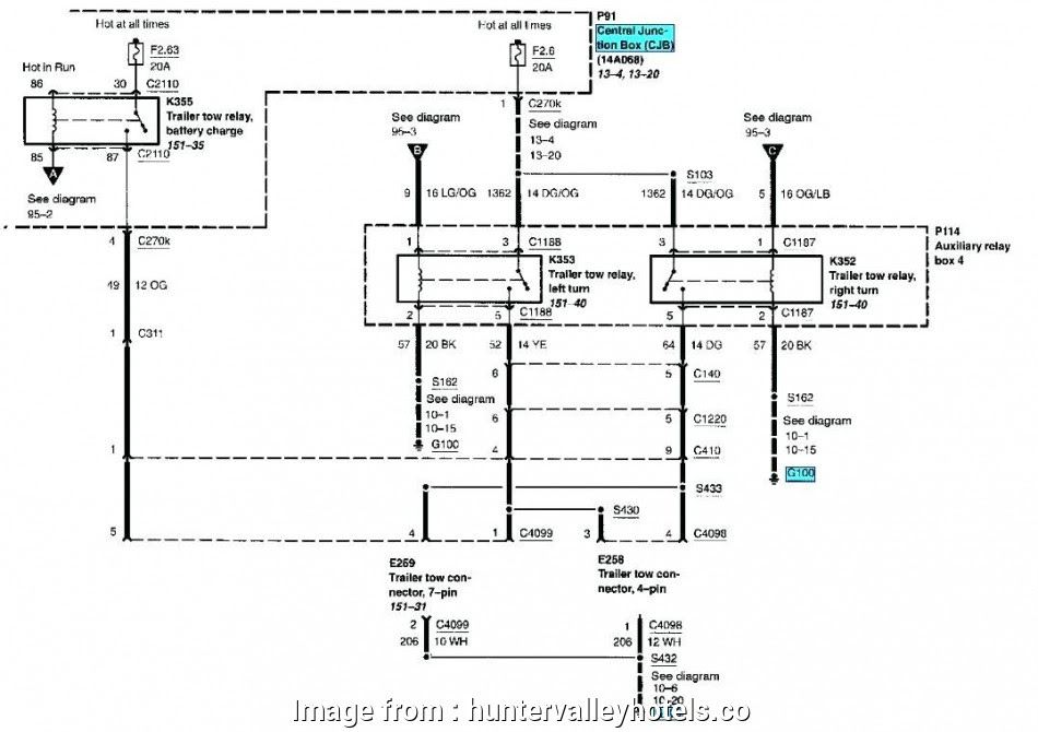 2004 Ford Explorer Wiring Diagram