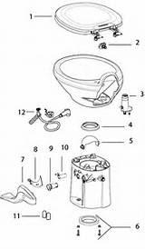 Toilet Repair: Thetford Toilet Repair Manual