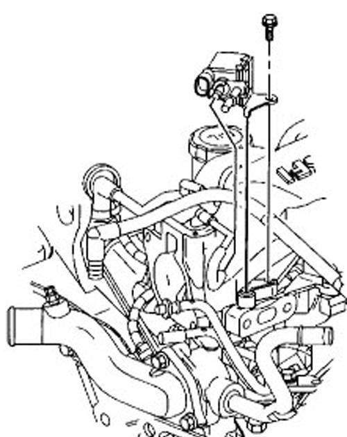 2006 Chevy Silverado Vapor Canister Vent Solenoid Location