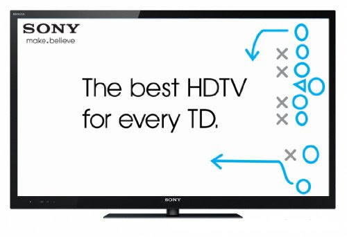 Sony BRAVIA KDL60NX720 60-inch 1080p 3D LED HDTV with