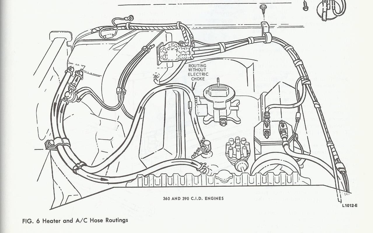Wiring Diagram Database: 2006 Ford Explorer Heater Hose