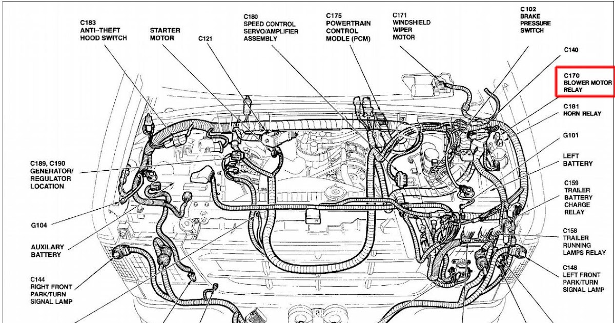 Ford S Max Engine Diagram