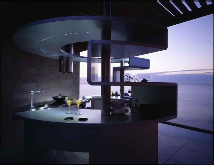 Blog over Italiaanse Design Keukens Snaidero Acropolis voor showroom