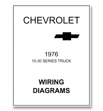 1977 Chevy Truck Wiring Harness