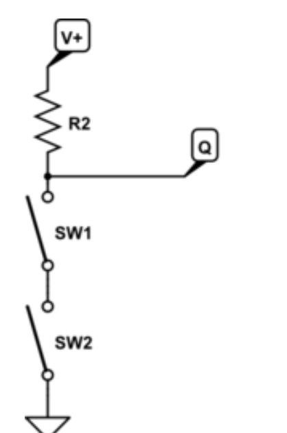 How does NAND gate work? (Very basic question)Why doesn't