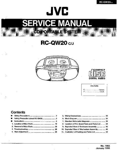 Download AudioBook jvc rc-qw20 manual Get Books Without