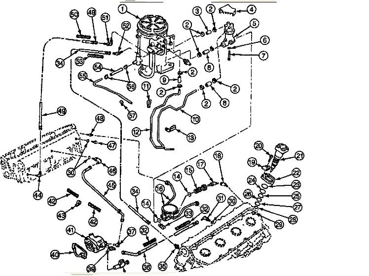 Wiring Diagram Database: 73 Powerstroke Fuel System Diagram
