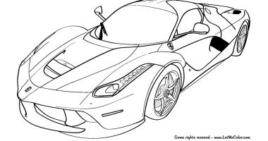 14 New Ausmalbilder Kostenlos Need For Speed